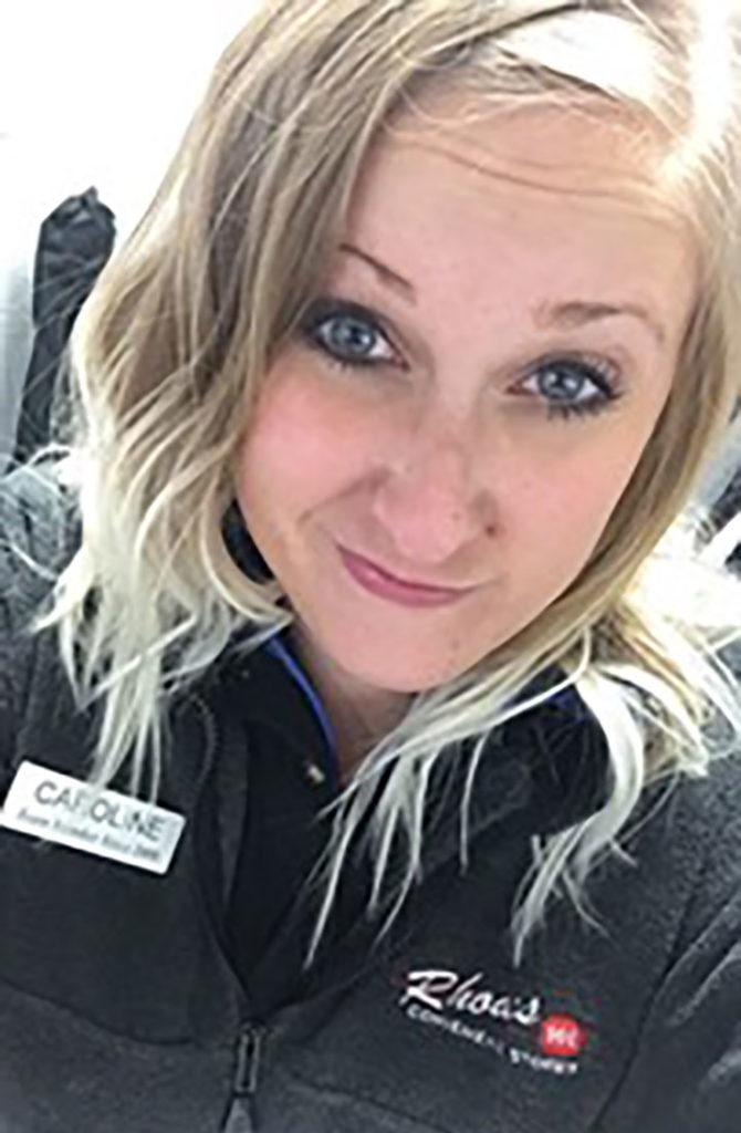 Employee Feature Photo - Caroline Holland