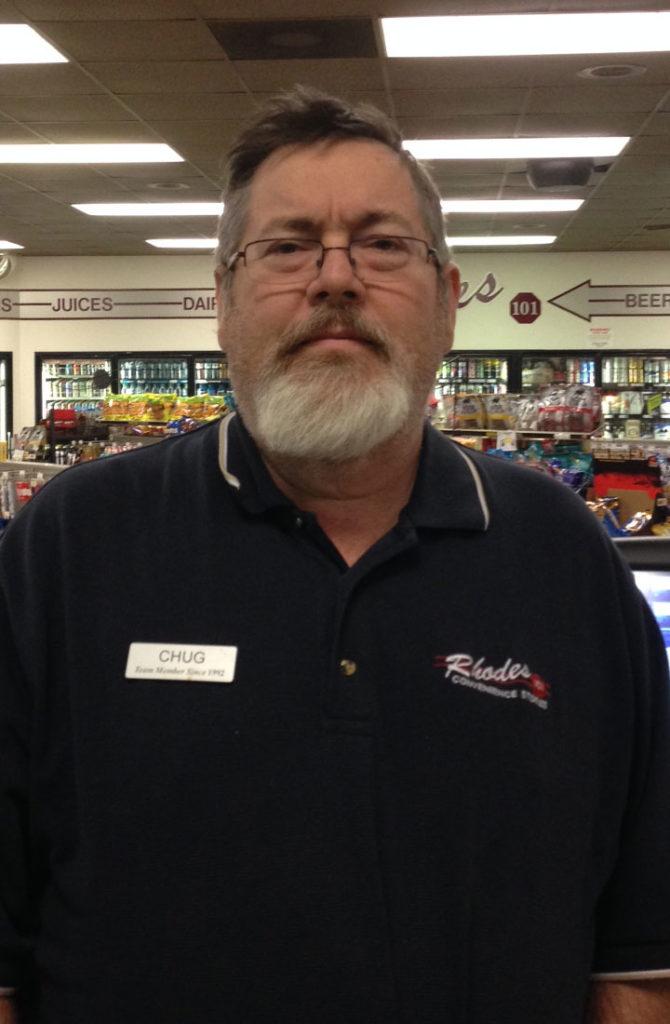Employee Feature Photo - Chug Little
