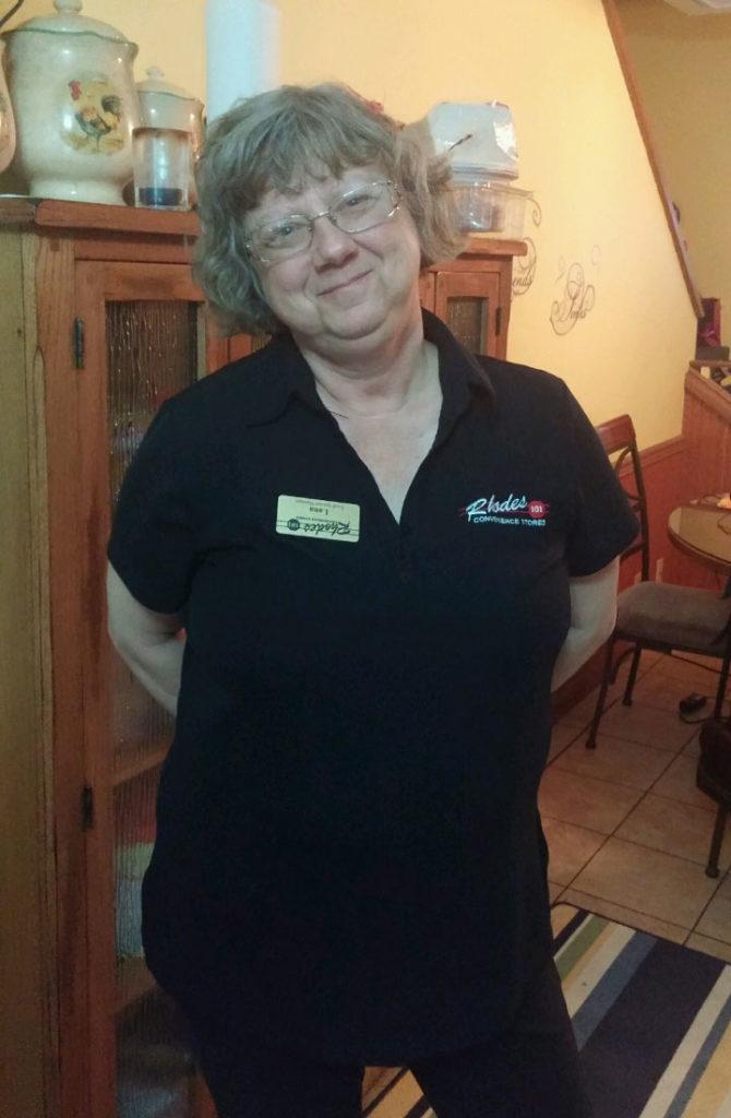 Employee Feature Photo - Lana Rister