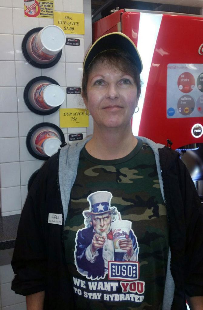 Employee Feature Photo - Marla Welker